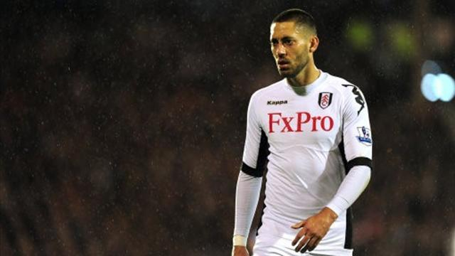 Dempsey 'almost cried' before Spurs move