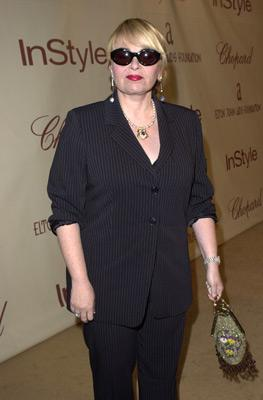 Roseanne The 10th Annual Elton John AIDS Foundation In-Style Party - Arrivals Moomba Restaurant Los Angeles, California USA March 24, 2002 Photo by Michael Caulfield/WireImage.com  To license this image (407239), contact WireImage: +1 212-686-8900 (tel) +1 212-686-8901 (fax) sales@wireimage.com (e-mail) www.wireimage.com (web site) Roseanne Barr