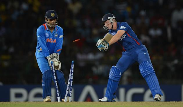 England v India - ICC World Twenty20 2012: Group A