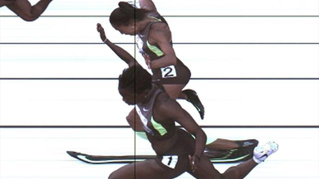 London 2012 - Felix and Tarmoh to race for last Olympic spot