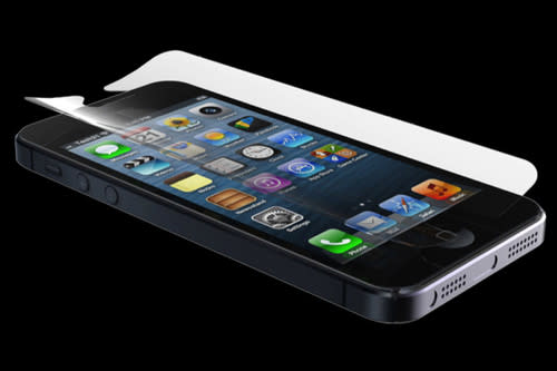 Tech 21 Impact Shield claims to protect your iPhone screen from drops, is self-healing. CES2013, iPhone, Tech21, Cases 0
