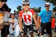 File photo shows Lance Armstrong during the 2011 Tour Down Under in Australia in January 2011. A federal judge dismissed a lawsuit filed by Armstrong against the US Anti-Doping Agency but said the seven-time Tour de France winner can refile it within 20 days