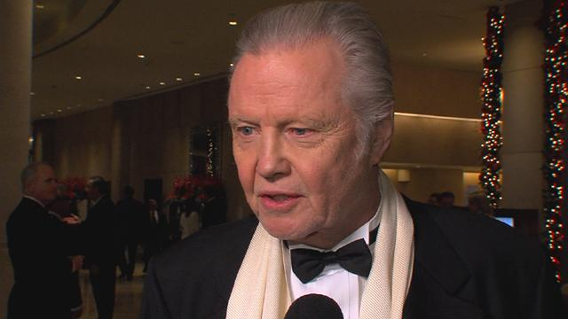 Jon Voight Reacts To His 2014 Golden Globes Nomination For 'Ray Donovan'