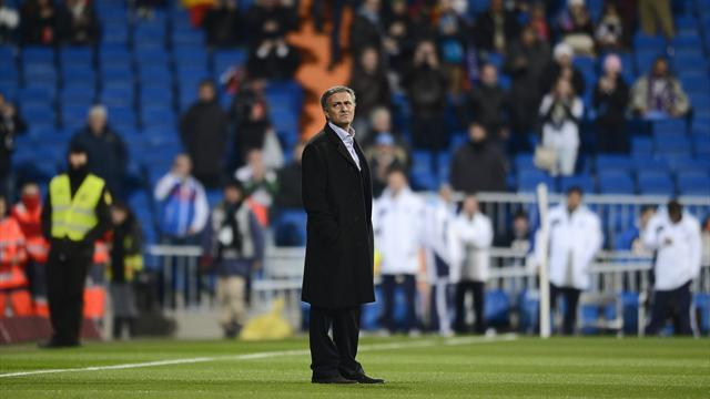 Liga - Mourinho refuses to comment on exit rumours