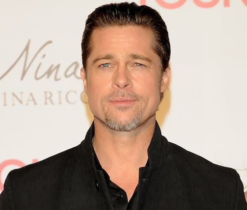 Brad Pitt Joins George Clooney for Gay-Marriage Ban Play '8'