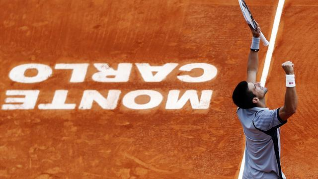 Tennis - Djokovic to meet Nadal in Monte Carlo final
