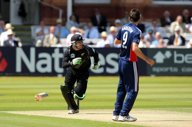 England v  New Zealand 5th NatwestSeries ODI