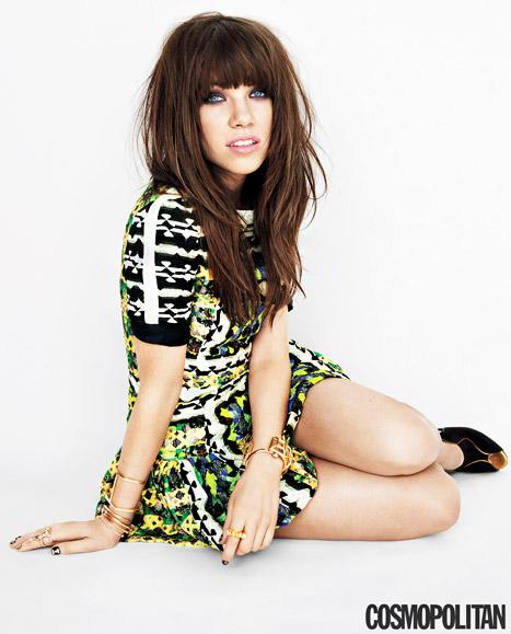 "Carly Rae Jepsen, 27: I'm Not Trying to Look ""Younger Than I Am"""