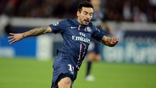 Lavezzi injured in cameo appearance, doubt for Marseille