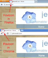 Web Site Red Flags: Part III image faviconexample