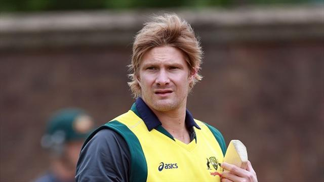 Cricket - Watson on track for first Test