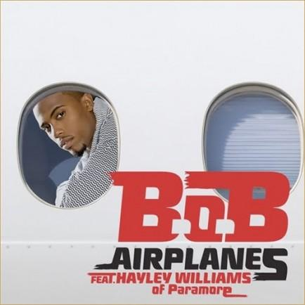An airplane | B.O.B.