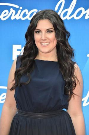 Kree Harrison attends Fox's 'American Idol' 2013 Finale Results Show at Nokia Theatre L.A. Live on May 16, 2013 -- Getty Images