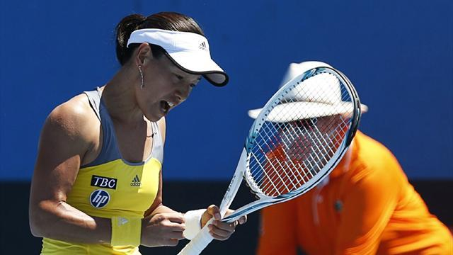 Australian Open - No big secret as Date-Krumm becomes oldest winner