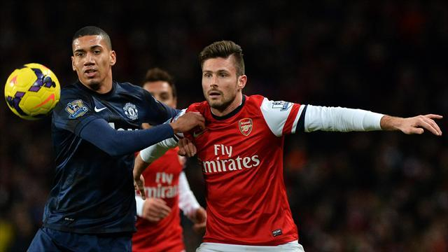 Premier League - Arsenal retreat into shell to draw blank with United