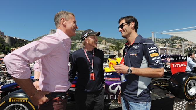 Celebrities on the Red Bull Energy Station