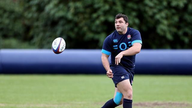 Rugby - Corbisiero ruled out of All Blacks test