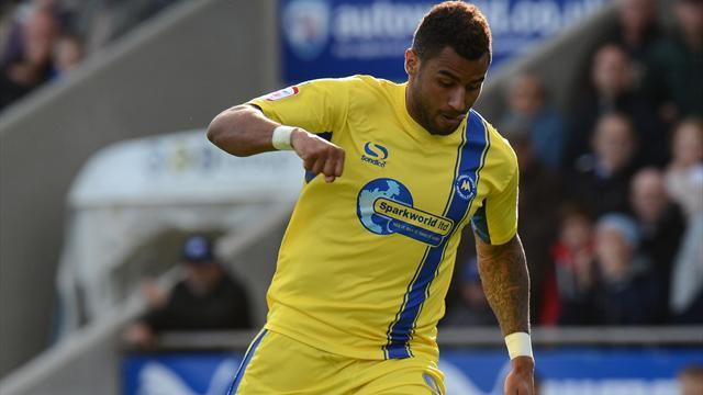 League Two - Howe wins Devon derby for Torquay