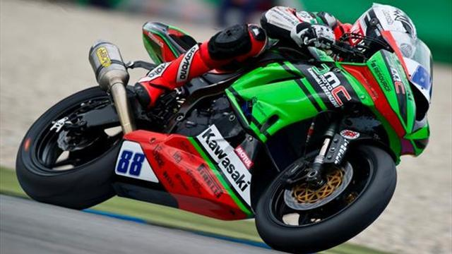 Superbikes - Monza WSBK: All Friday's practice times