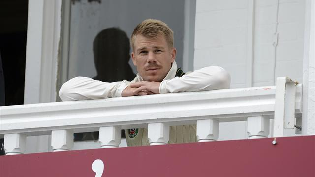 Ashes - Warner available for third Test after recall