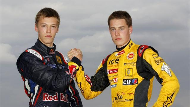 Kvyat and Vandoorne set for Paul Ricard title tussle