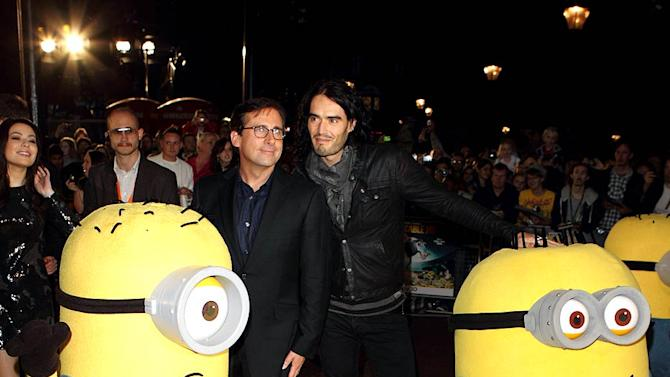 Carel Brand Despicable Me Pr