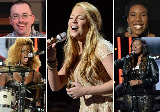 Idology: The Rise of American Idol's Season 12 Women — But Is It Too Much Too Soon?