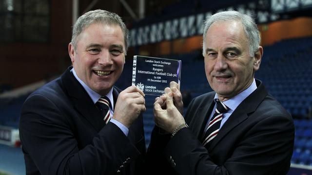 Football - Rangers raise vital funds