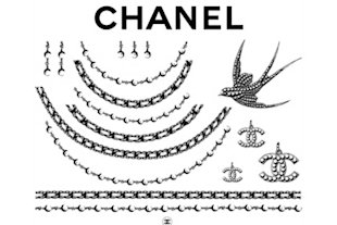 Chanel Cruise 2013: Now You Can Buy Those Velvet Logo Beauty Transfers!
