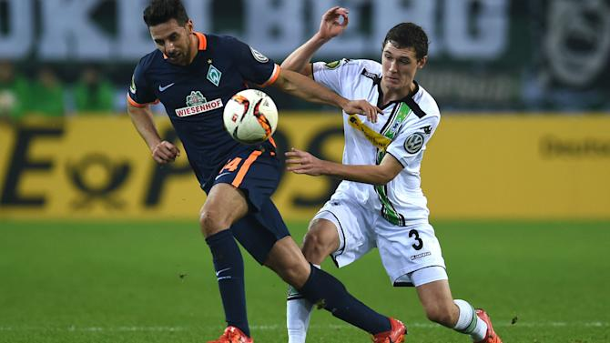 Schubert hopes Christensen remains at Gladbach