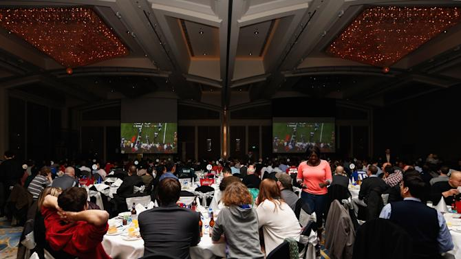 NFL China Super Bowl Party