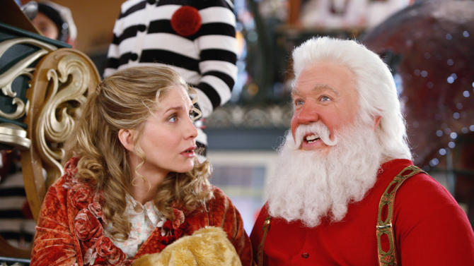 """The Santa Clause 3: The Great Escape Clause"" on ABC Family Friday, 12/7 at 9pm"