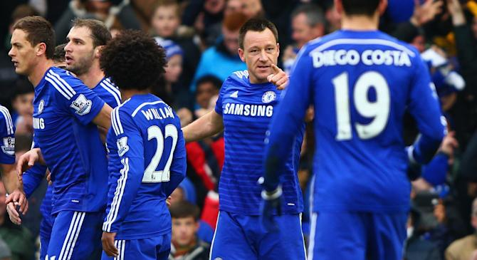 Video: Chelsea vs West Ham United
