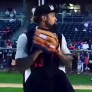 New York Giants wide receiver Odell Beckham Jr. offered contract by minor league team