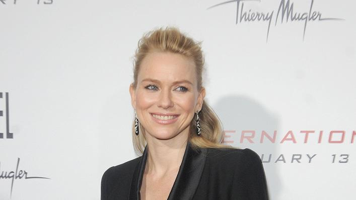 The International NY Screening 2009 Naomi Watts