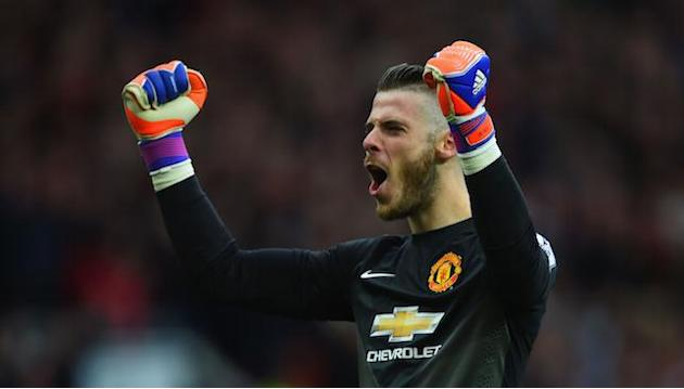 Louis van Gaal confident of retaining David de Gea amid Real Madrid speculation