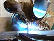 Skilled welders are hard to come by in Florence, Ky.