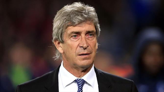 Premier League - Manuel Pellegrini: Important to win title playing attractive football