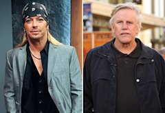 Bret Michaels, Gary Busey | Photo Credits: Ali Goldstein/NBC; Noel Vasquez/Getty Images