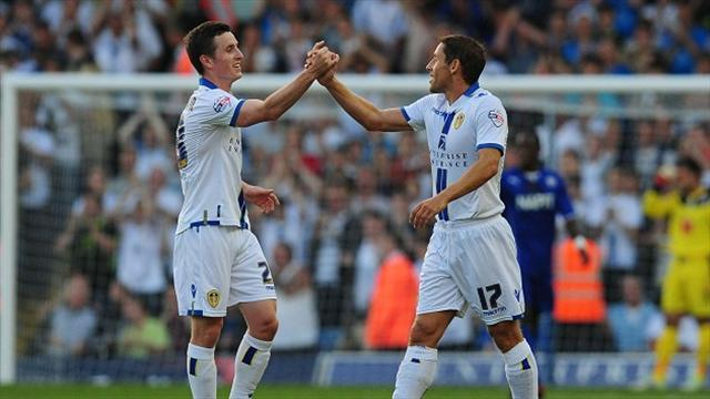 Championship - Brown wants Leeds momentum