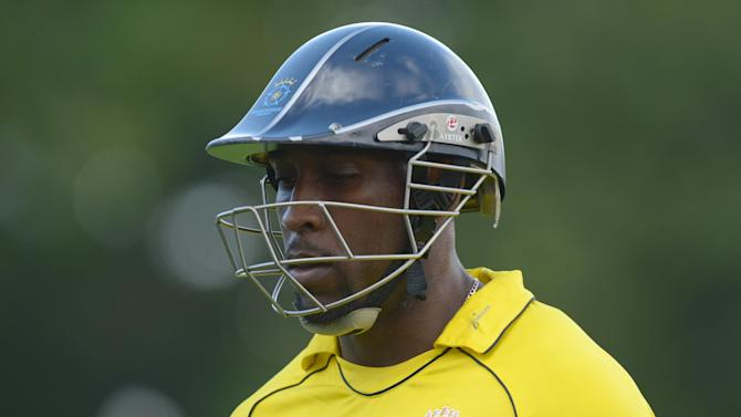 Michael Carberry was in the runs for Hampshire