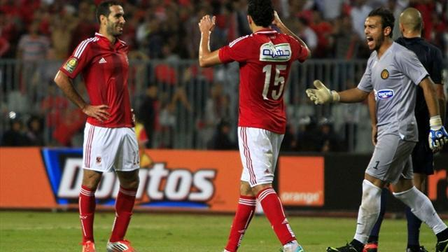 African Football - Champions League games to go ahead in Egypt