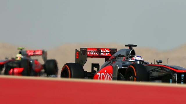 Formula 1 - McLaren refuses to switch focus to 2014