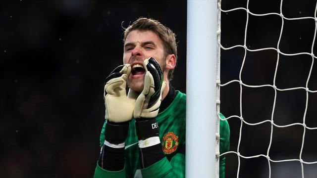 Football - De Gea: Job is only half done