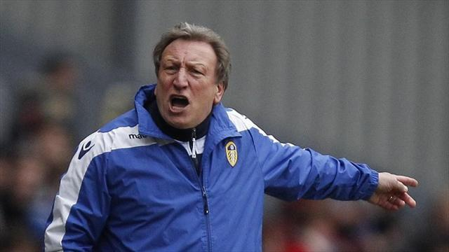 Championship - Forest sack Davies but Warnock pulls out of talks