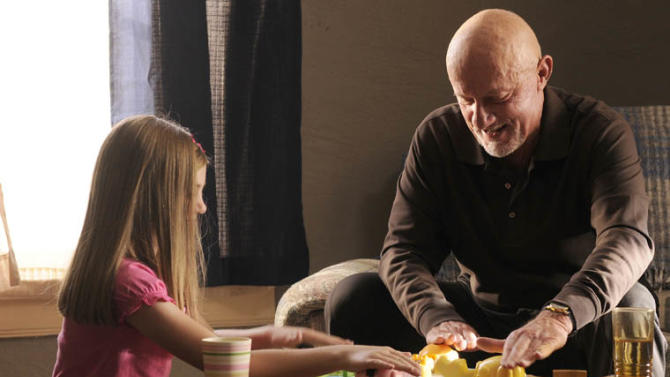 'Breaking Bad' Star Jonathan Banks: 'The Bad Guy's Gotta Die'