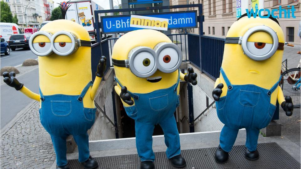 U.K. Box Office: 'Minions' Scores Biggest Ever Opening for Animated Film