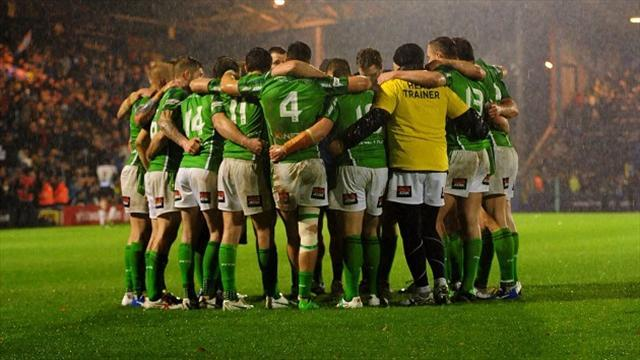 Rugby League - Aston: We can test England