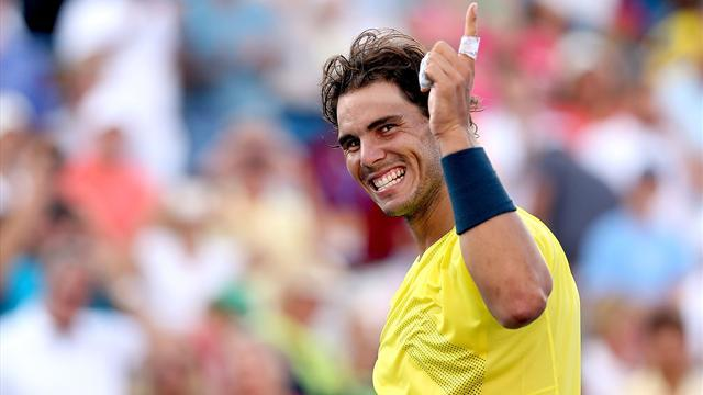 US Open - Nadal looking to make up for lost time at US Open