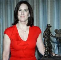 CinemaCon: Kathleen Kennedy Receives 2013 Pioneer Of The Year Award